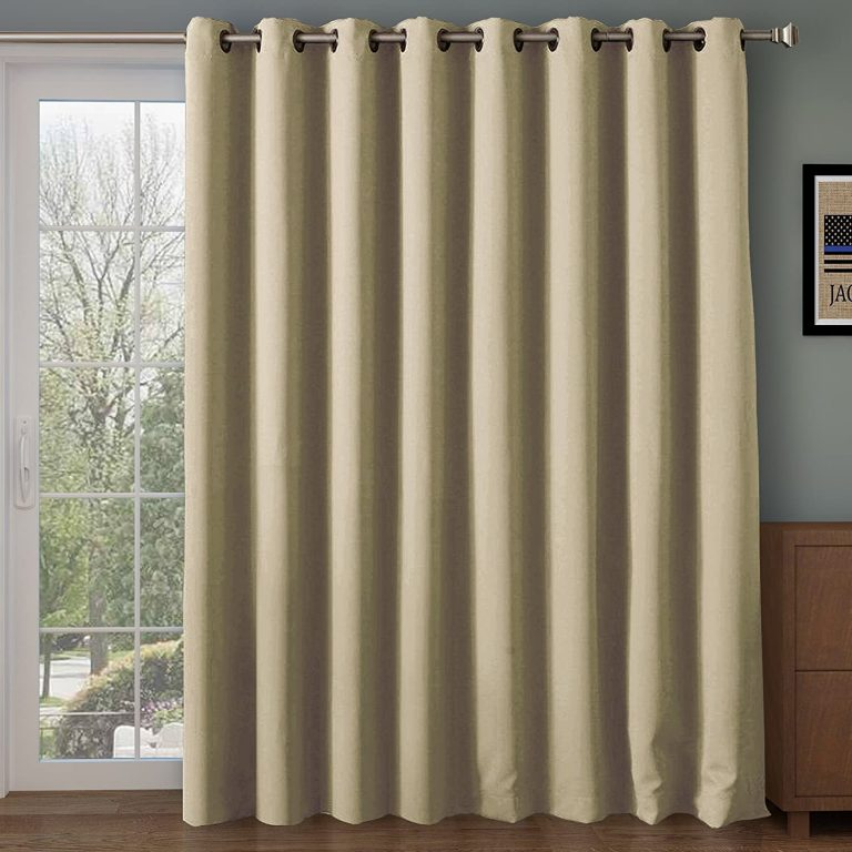RHF Wide Thermal Blackout Curtains Extra Wide